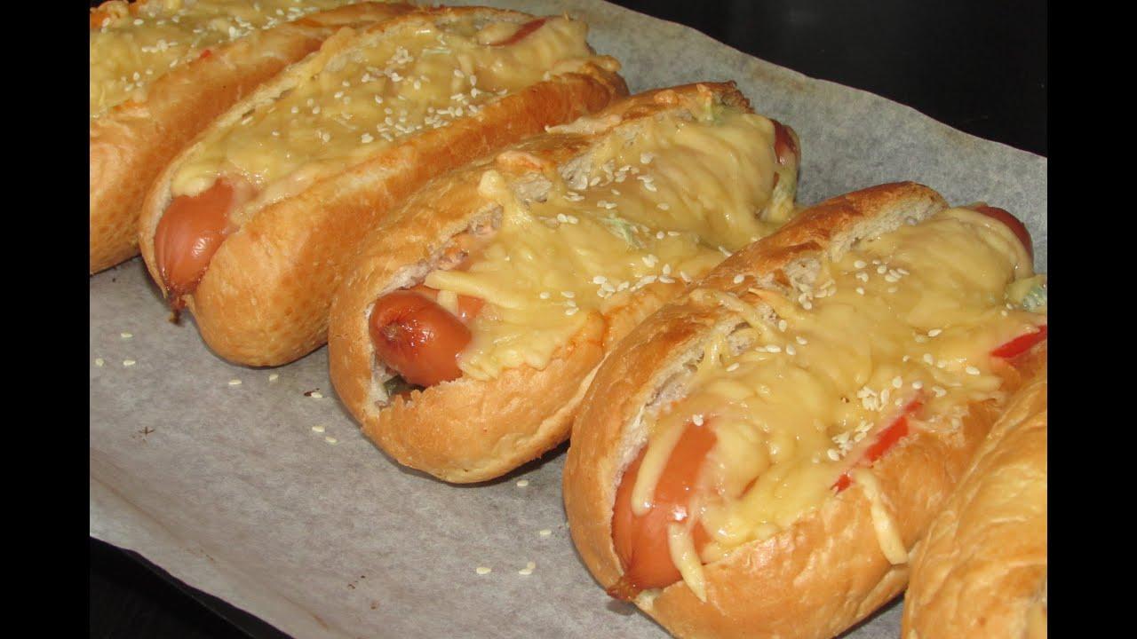 Как приготовить хот дог в домашних условиях пошагово