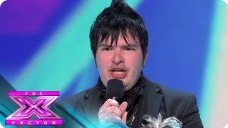 Download Lagu Meet Jason Brock - THE X FACTOR USA 2012 Gratis STAFABAND