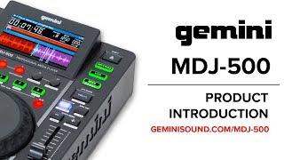 expert island Gemini ES-210MXBLU Overview - Gemini ES210MXBLU Portable PA System