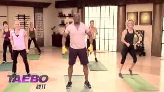 Introducing Tae Bo® Butt!