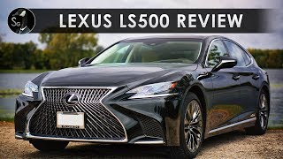 Lexus LS 500 Review | Twin Turbo or Hybrid?