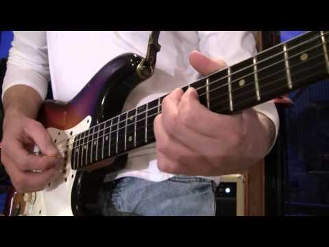 1959 Smokin Joe Kubek (Blues Player Famous) Fender Strat www.eddievegas.com Eddie Vegas