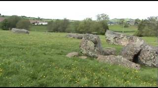 Stanton Drew: The Cove and Stone Circle