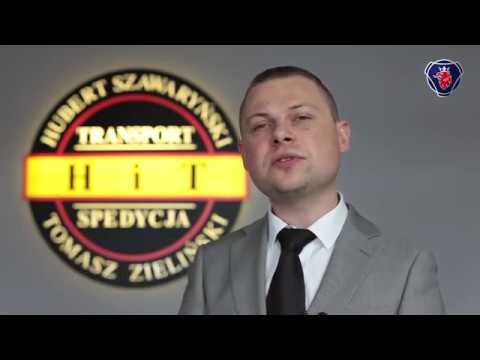 Wywiad Z Prezesem HiT Transport - Hubertem Szawaryńskim