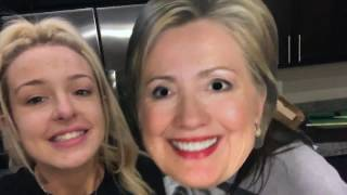 MY EXPERIENCE with Hillary Clinton