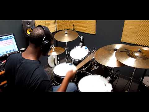 Macklemore & Ryan Lewis - Thrift Shop Feat. Wanz (drum Cover) video