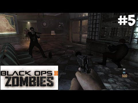 """A NEW HOPE"" Call of Duty: Black Ops 2 Zombies! w/ PokeaimMD, Blunder & Moet!"