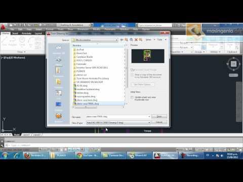 Quitar sello de AutoCAD Educativo para el Trazado. Impresión o Ploteo