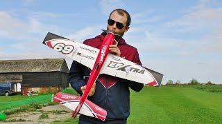 HOBBYKING / DURAFLY  EFXTRA RACER - HIGH PERFORMANCE 975 SPAN 6 CELL SPORTS MODEL - 2017