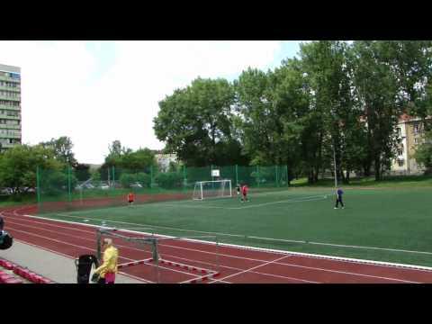 NAF Genduś Vs Wczorajsi (0-4), Europraga, 19.05.2012, CAŁY MECZ !!!