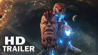 AVENGERS 4_ Endgame - To The End Trailer (2019