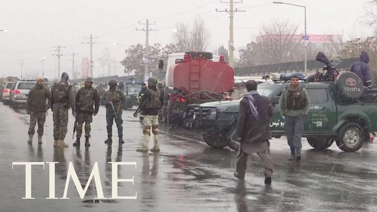 ISIS Claims Attack On Military Academy In Kabul That Killed 11 Soldiers | TIME