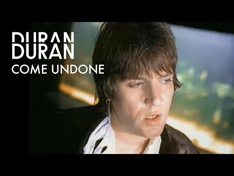 Duran Duran - Come Undone (Official Music Video)