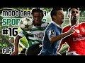 DERBYS LENDÁRIOS // Modo Carreira #16 Sporting CP [FIFA 17]