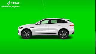 Green screen car prank