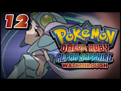 Pokémon Omega Ruby And Alpha Sapphire Walkthrough - Part 12: Gym Leader Winona! video