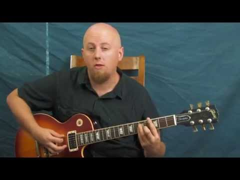 Learn guitar classic groove rhythm devices chords 3 Dog Night inspired Never Been to Spain style