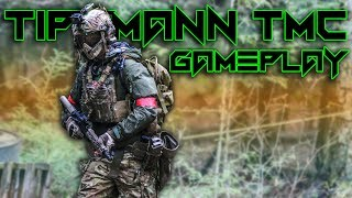 Tippmann TMC Gameplay - Magfed Elimination Montage - SOF Paintball
