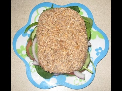 I Make Raw Sprouted Bread!