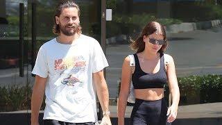 EXCLUSIVE - Scott Disick And Sofia Richie Visit Urgent Care As Pregnancy Rumors Heat Up