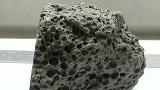 Inside the vault for moon rocks