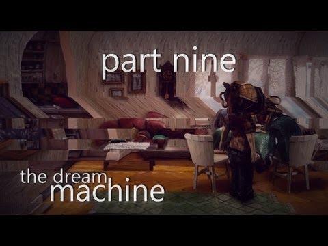 The Dream Machine: Walkthrough - Chapter 4 Part 1 - Bridge Party
