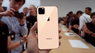 iPhone 11 (2019) Official Features & Trailer Update