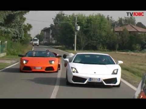 למבורגיני מורצ'יאלגו וגאיירדו / Lamborghini Gallardo & Murchilago