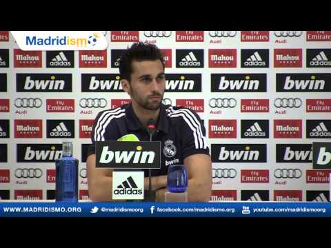 Rueda de prensa entera de Álvaro Arbeloa (press conference)