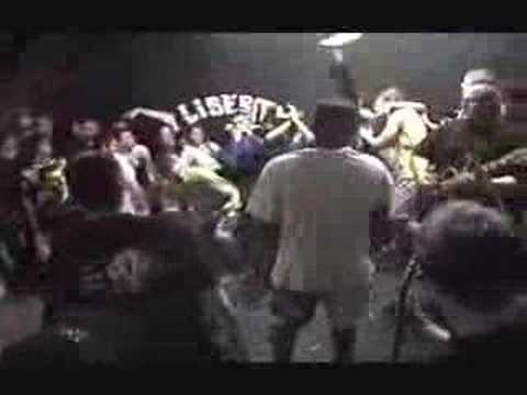 bloody sunday 04 05 08 @ liberty 4 part 1