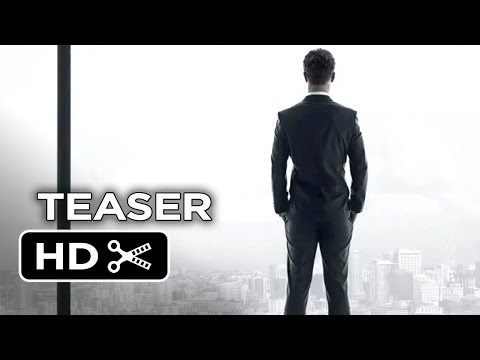 Fifty Shades of Grey Official Teaser #1 (2015) - Dakota Johnson, Jamie Dornan Movie HD