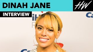 Dinah Jane Spills About Lauren Jauregui Reunion And Sings Mariah Carey For Us! | Hollywire