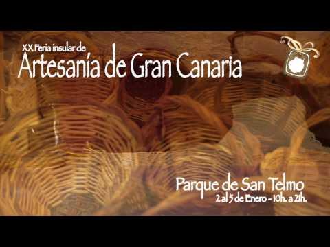 XX Feria insular de Artesanía de Gran Canaria - San Telmo (Cabildo de Gran Canaria)