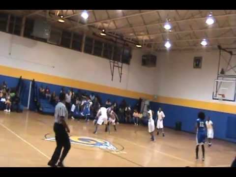 Shauka Reese, PG, 2012-2013 Highlights, Linden High School