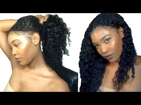 How to Middle Part Sew in on yourself (very detailed) /Blend natural hair with weave/London Tayy