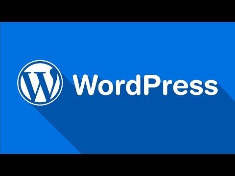 Как создать свой блог на WordPress