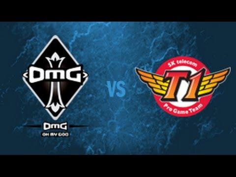 OMG vs SKT - 2014 All-Star Finals G1