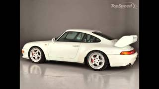 1995 - 1996 Porsche 911 Carerra RS (993)