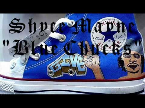 Shyce Mayne-Blue Chucks Video