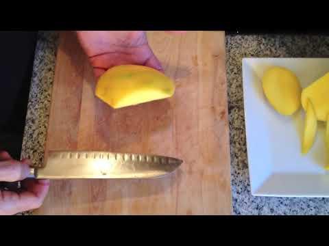 Mini_Cómo cortar y pelar un mango