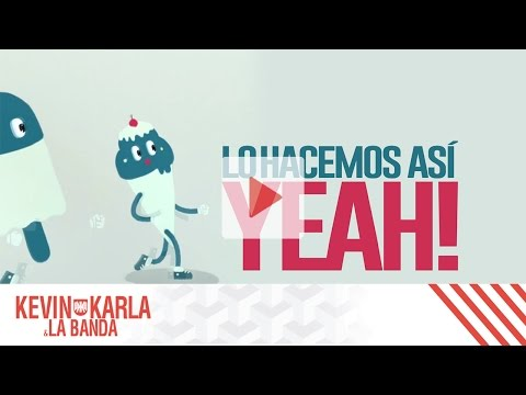 This Is How We Do (spanish version) - Kevin Karla & La Banda (Lyric Video)
