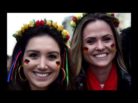 The Beauty of The World Cup 2014