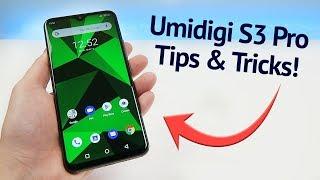 Umidigi S3 Pro - 5 Tips and Tricks (Secret Features 🤫)