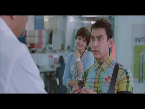 PK !!!! The Most Comedy Scene Of Bollywood PK Movie 2016