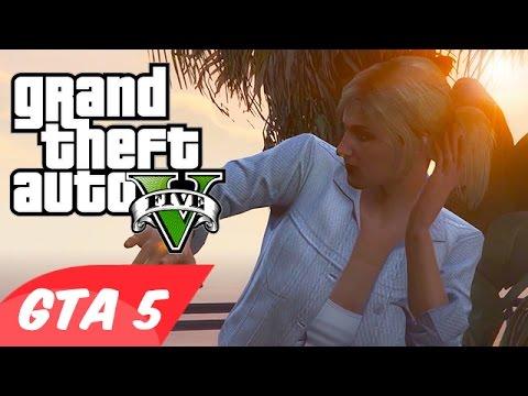 GTA 5 AMAZING MUSIC VIDEO - PARADISE! (GTA 5 Funny Moments)
