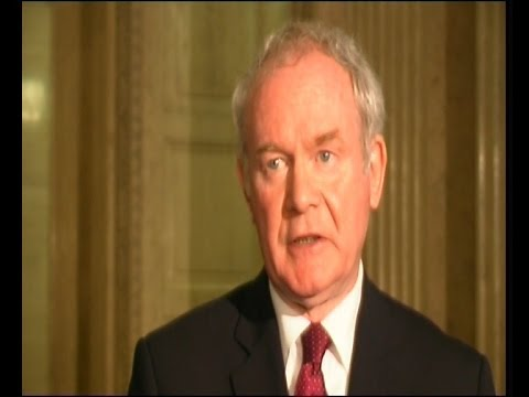 Gerry Adams Arrest Politically Motivated - McGuinness