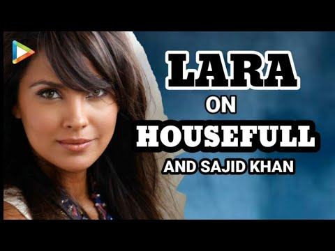 Lara Dutta Speaks About 'Housefull' - Bollywoodhungama.com