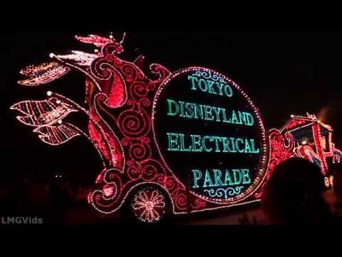 Tokyo Disneyland Electrical Parade Dream Lights 1080p Full Complete Show