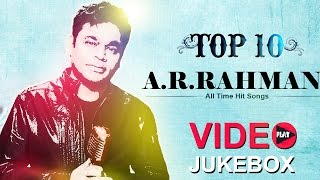 A.R.Rahman Top 10 Telugu Love Songs Video Jukebox Best Collection