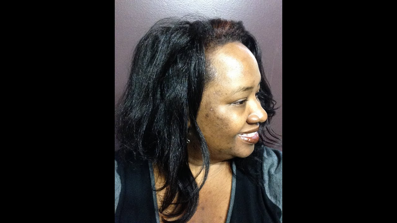 picture How to Stop a Hair Relaxer from Burning